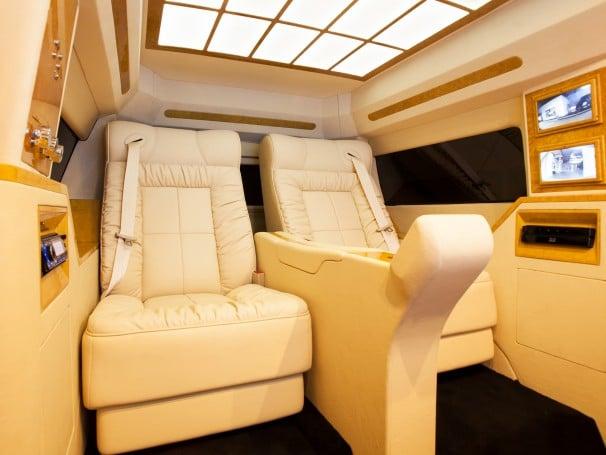 Lexani Motorcars | GMC