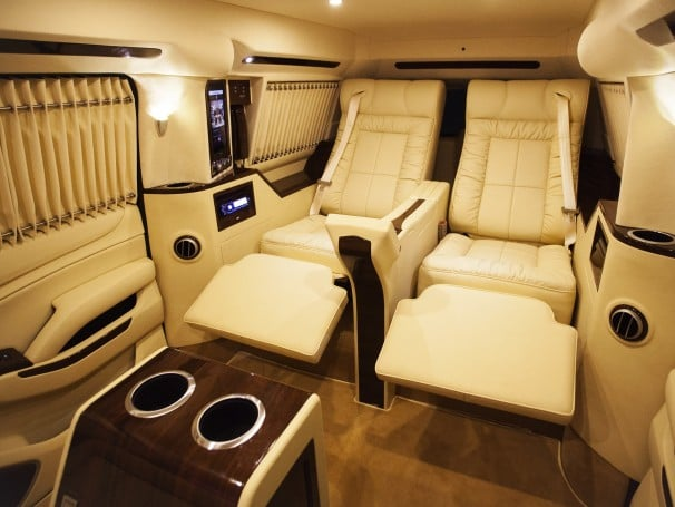 Chevy Suburban Seating >> Lexani Motorcars | GMC