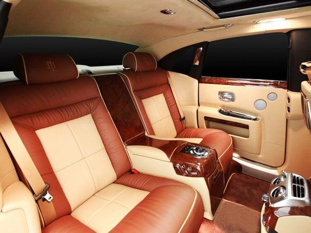 Lexani Motorcars Rolls Royce