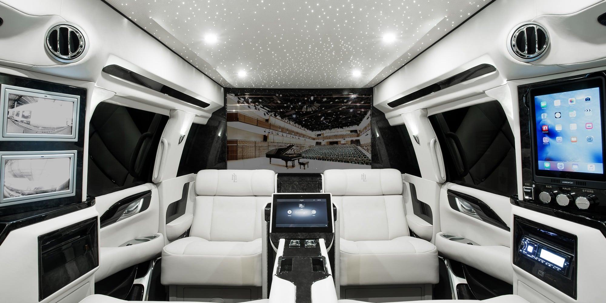 Lexani Motorcars Cadillac